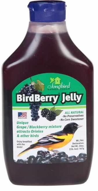 Oriole BirdBerry Jelly - Double JB Feeds