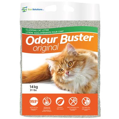 Oudor Buster Cat Litter - Doubele JB Feeds