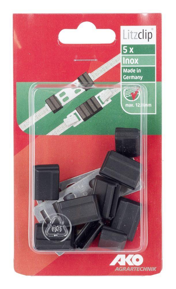 Litzclip Tape Connectors - Double JB Feeds