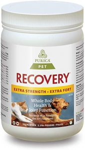Purica Pet Recovery Chewable - Double JB Feeds