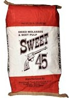Dried Molasses - Double JB Feeds