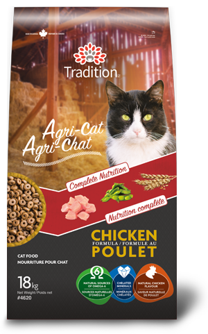 Tradition Agri-Cat Cat Food - Double JB Feeds