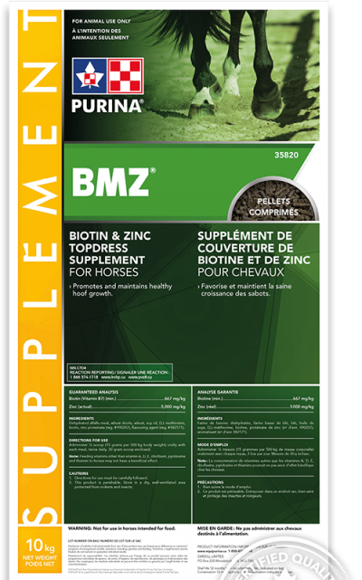 BMz Supplement - Double JB Feeds