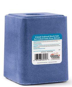 Blue Salt Blocks - Double JB Feeds