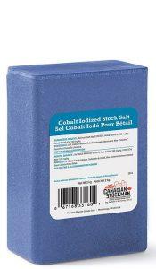 Blue Salt Lick - Double JB Feeds