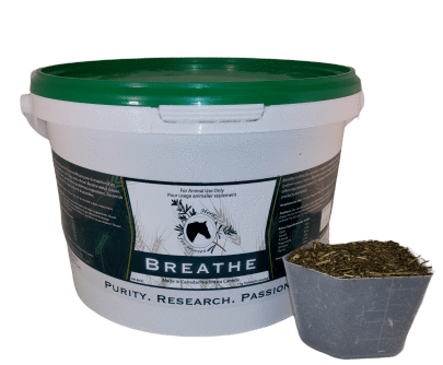 Herbs for Horses Breathe - Double JB Feeds
