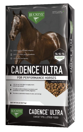 Buckeye Cadence Ultra - Double JB Feeds