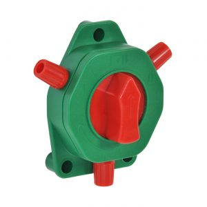 Electric Fence Cut Out Switch - Double JB Feeds