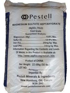 Epsom Salts - Double JB Feeds