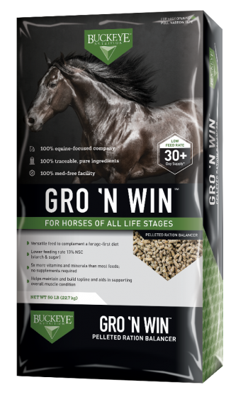 Buckeye Grow n Win - Double JB Feeds
