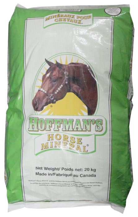 Hoffman's Horse Mineral - Double JB Feeds