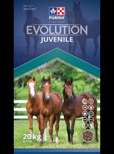 Evolution Juvenile - Double JB Feeds