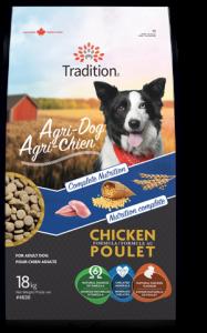 Agri-Dog Chicken Dog Food - Double JB Feeds