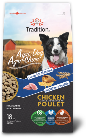 Agri-Dog Chicken Dog Food - Double JB Feeds
