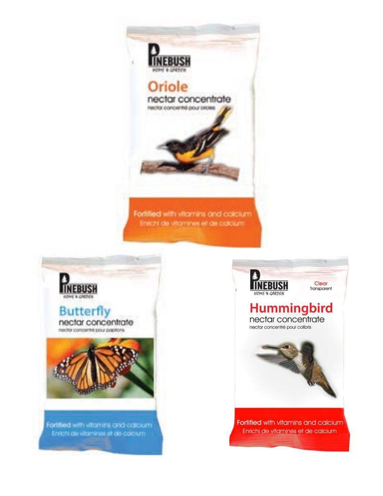Oriole, Hummingbird, and Butterfly Nectar - Double JB Feeds