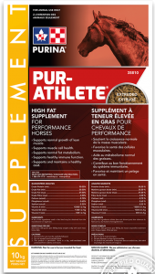 Purina Pur-Althlete - Double JB Feeds