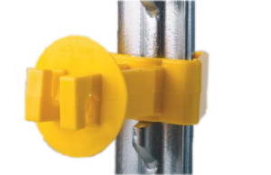 T-Post extended Insulator - Double JB Feeds