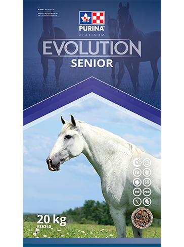 Evolution Senior - Double JB Feeds