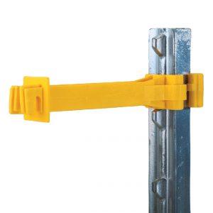 "Snug 5"" T-Post Insulator - Double JB Feeds"
