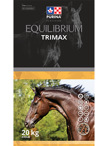 Equilibrium Trimax - Double JB Feeds