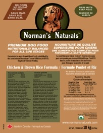 Norman's Naturals Dog Food - Double JB Feeds