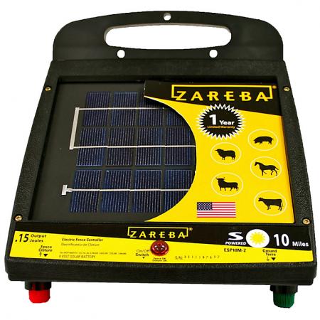 Zareba Solar Electric Fence - Double JB Feeds
