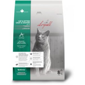 Loyall Cat and Kitten Food - Double JB Feeds
