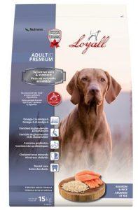 Loyall Adult Salmon and Rice Dog Food - Double JB Feeds