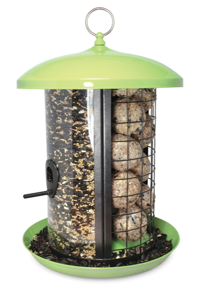 Triple Compartment Feeder - Double JB Feeds
