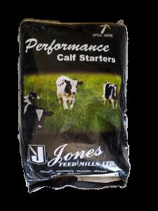 Jones Med Calf Starter - Double JB Feeds