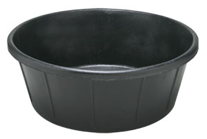 Fortex Rubber Tub - Double JB Feeds