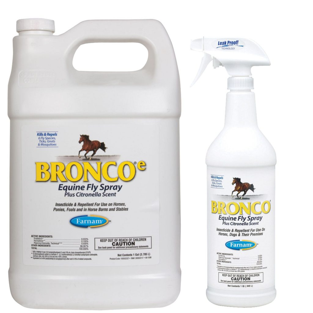 Bronco Fly Spray - Double JB Feeds