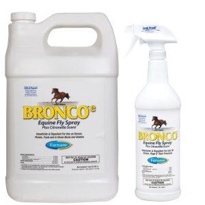Bronco Fly Spray - Double JB Feeds