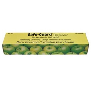 Safe-Guard Dewormer - Double JB Feeds