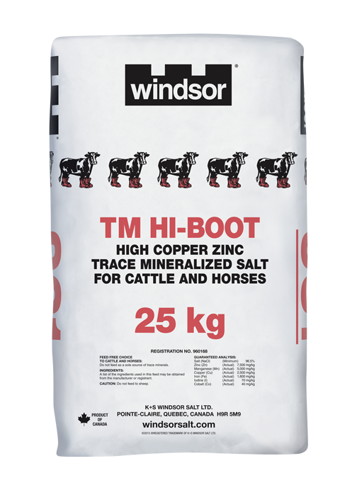 HI-Boot Trace Mineral Salt - Double JB Feeds