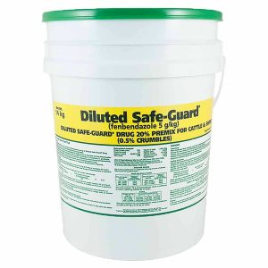 Diluted Safe Guard 14kg - Double JB Feeds