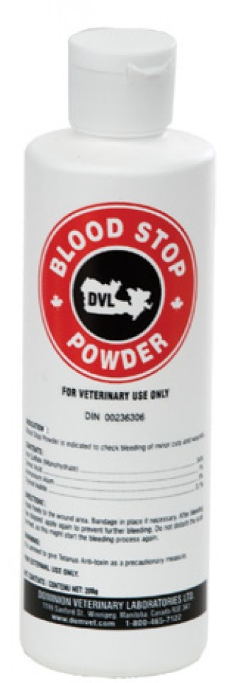 Blood Stop Powder - Double JB Feeds