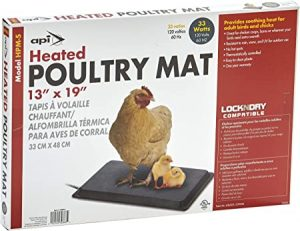 Heated Poultry Mat - Double JB Feeds