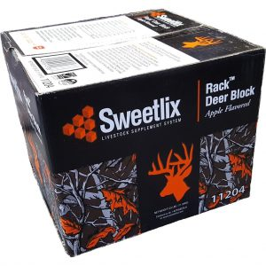 Sweetlix Deer Block - Double JB Feeds