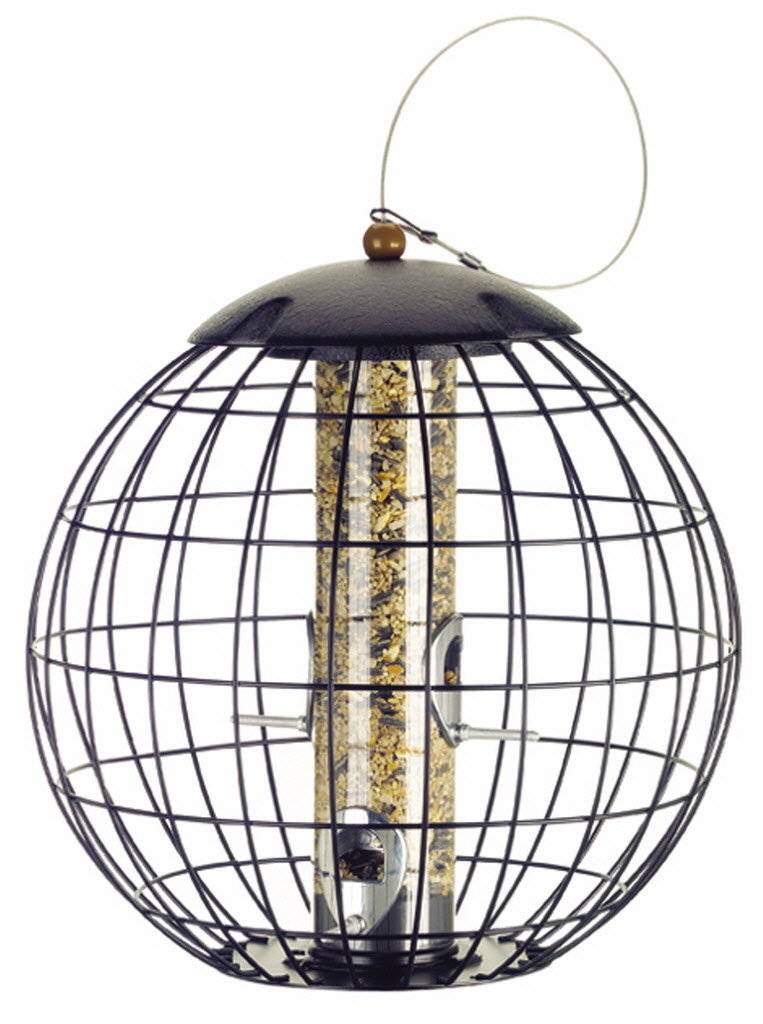 Dome Squirrel Resistant Feeder - Double JB Feeds