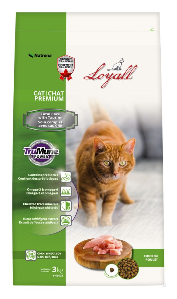 Loyall Cat Food - Double JB Feeds
