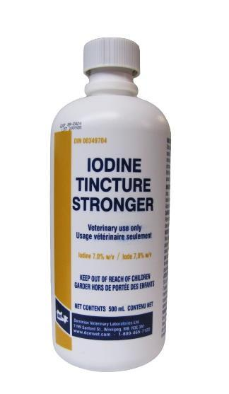 Iodine - Double JB Feeds